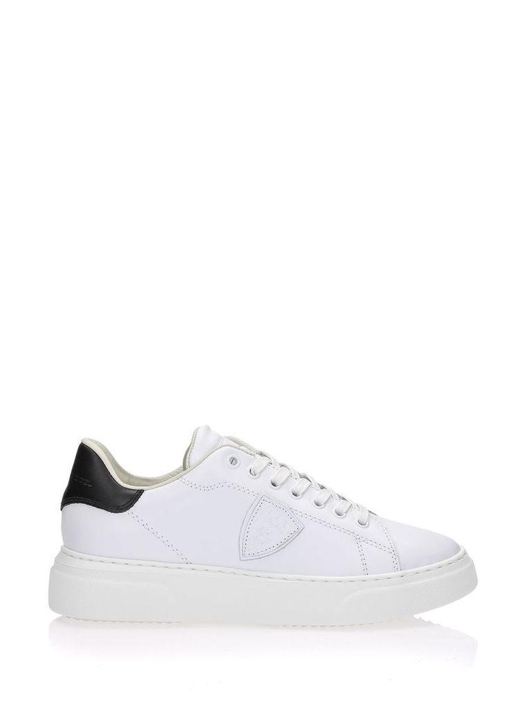Philippe Model Sneakers Temple L D - Veau