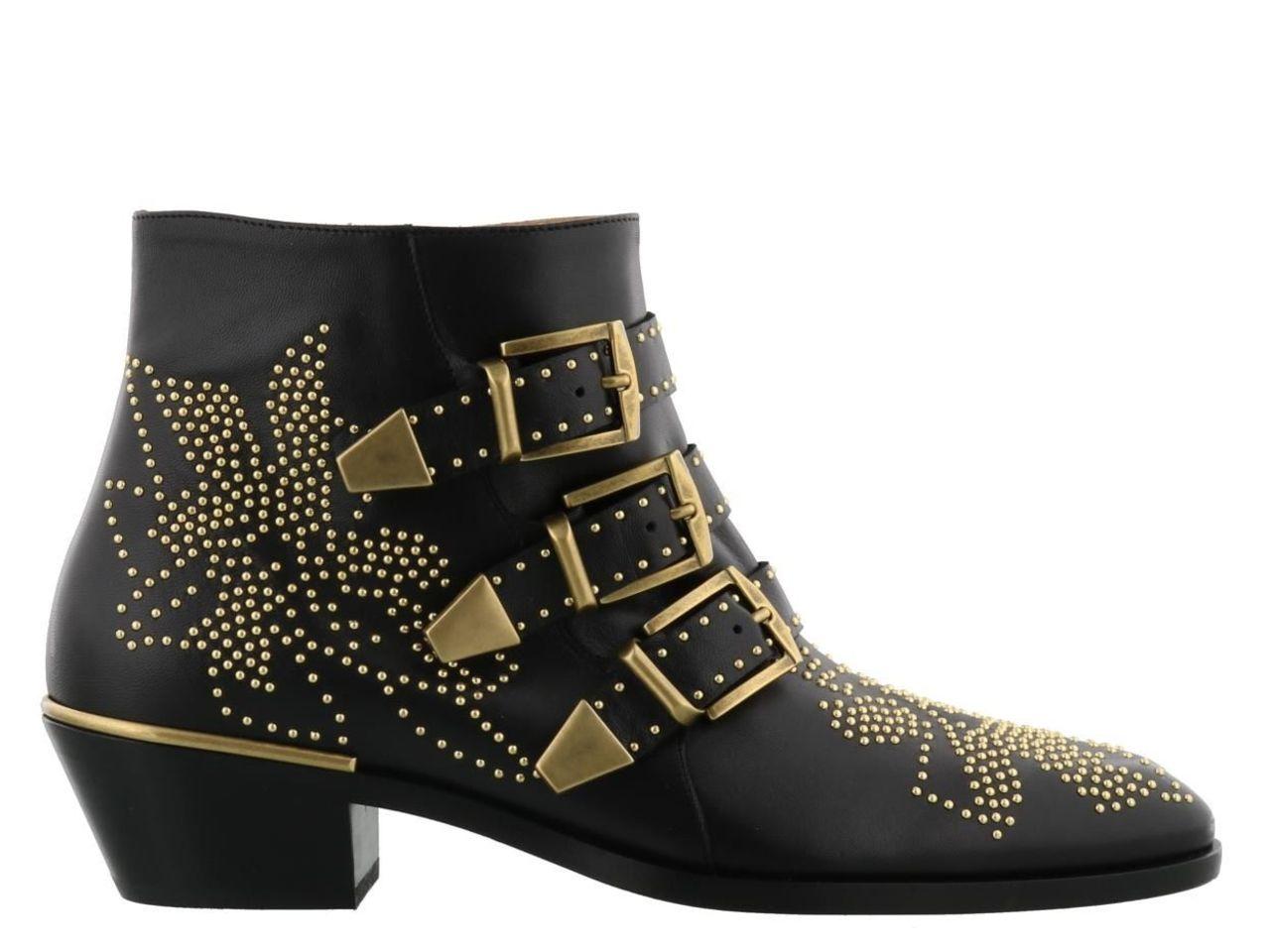Chloé Susanna Ankle Boot