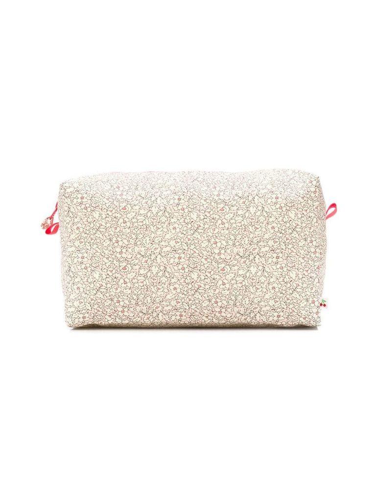 Bonpoint floral print bag - Pink