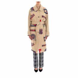 Tommy Hilfiger Letterman Coat Trench