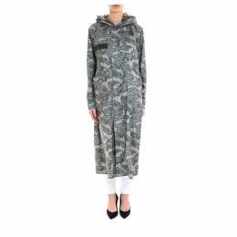 Mr & Mrs Italy Woman Long Parka Raincoat
