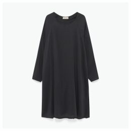 Dorabird Draping Long-Sleeved Dress