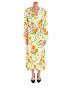 Dries Van Noten Dove Dress