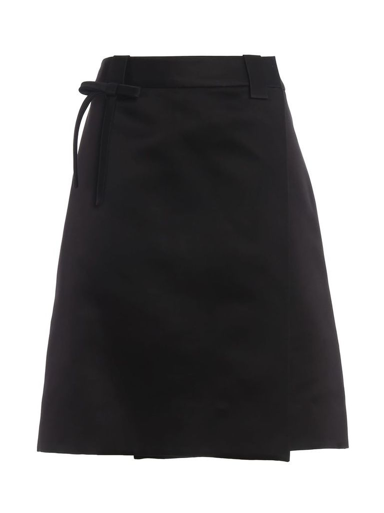 Prada Wrap Skirt
