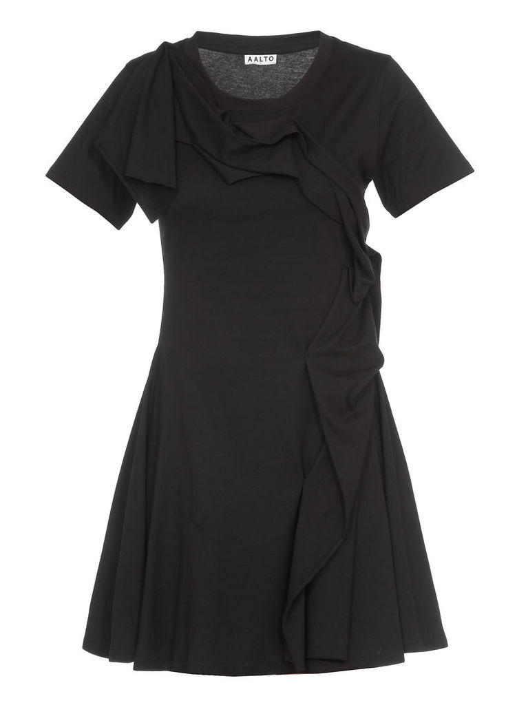 AALTO Dress With Frills