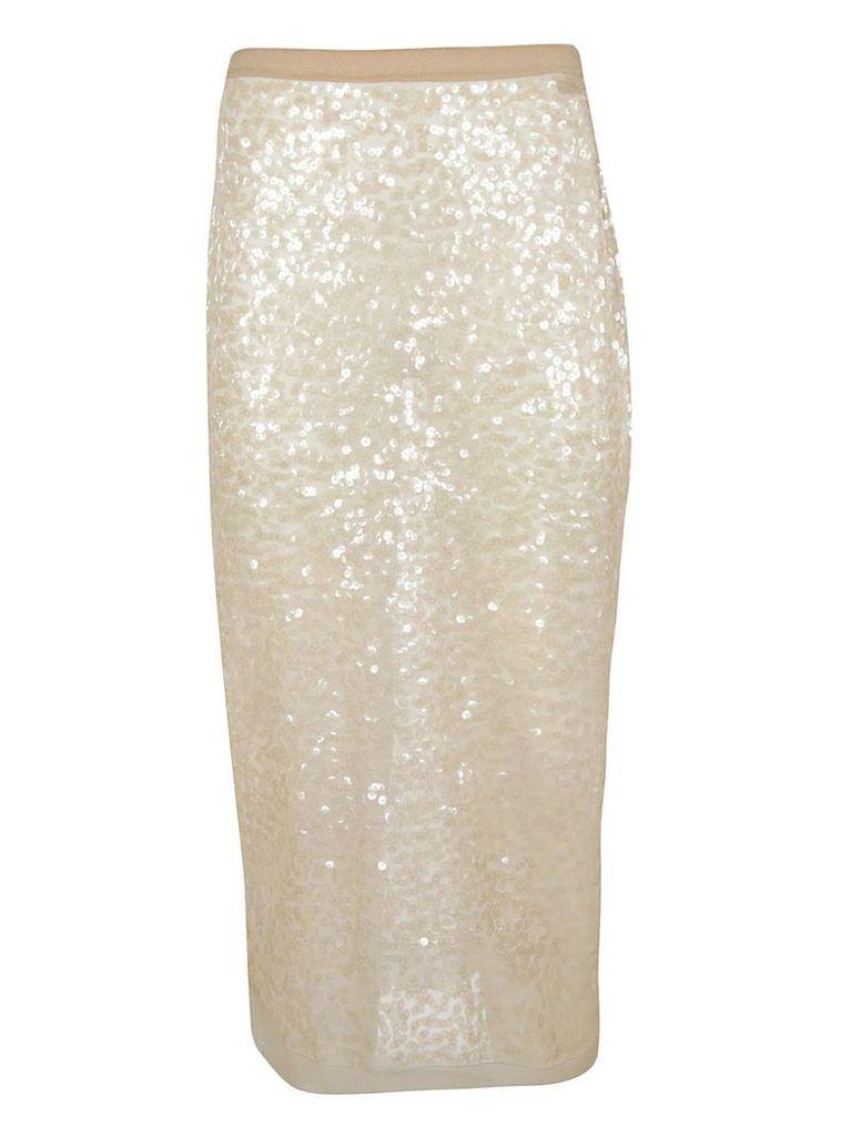 Miu Miu Sequin Skirt