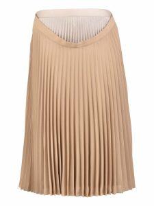 Burberry Layered Skirt