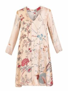 Pierre-Louis Mascia Printed Dress