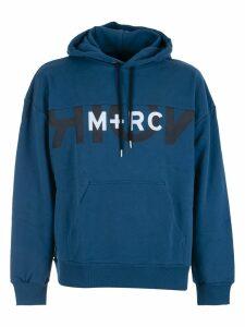 M+rc Noir Hoodie Black Big Logo