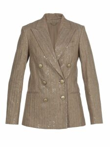 Brunello Cucinelli Double Breasted Jacket