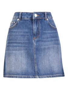 Ganni Denim Skirt