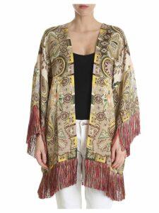 Etro Fringed Kimono