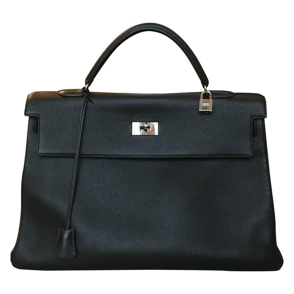Kelly 40 leather handbag