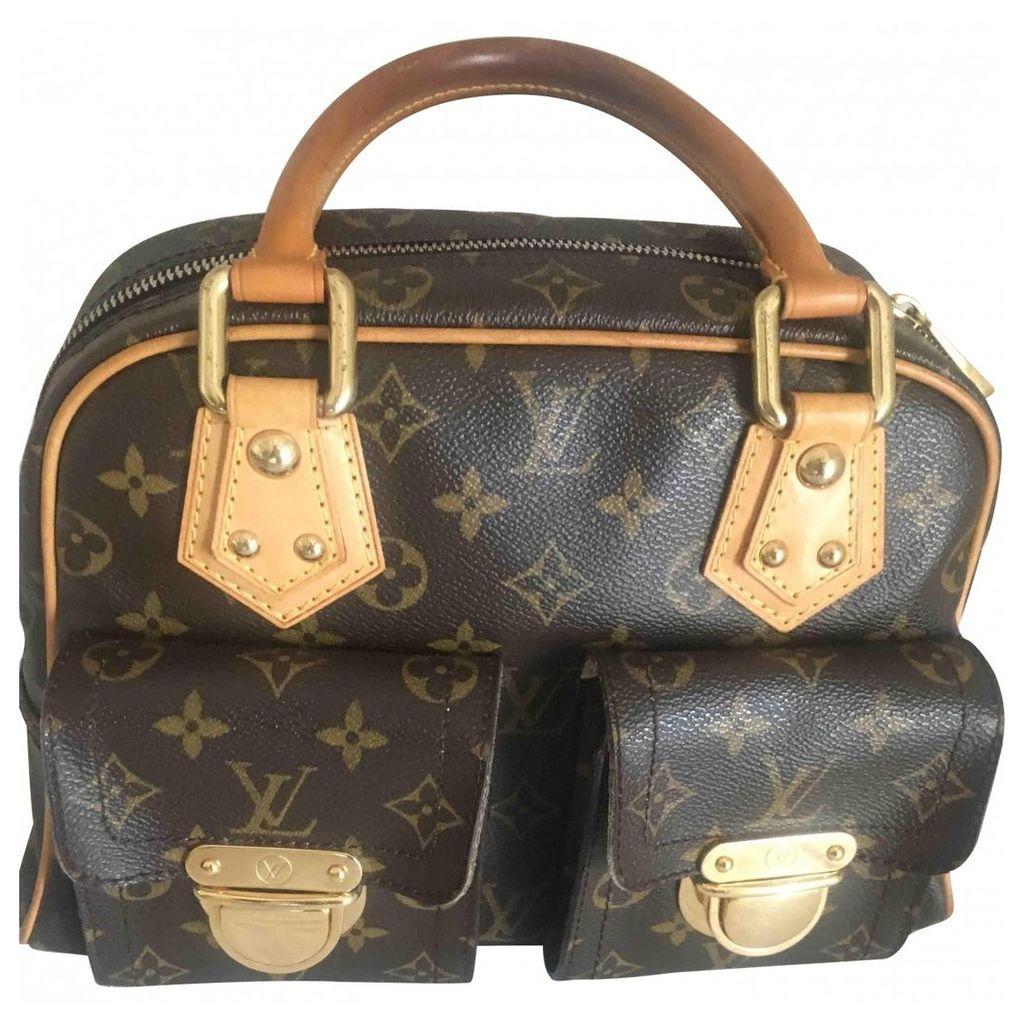 Manhattan cloth handbag