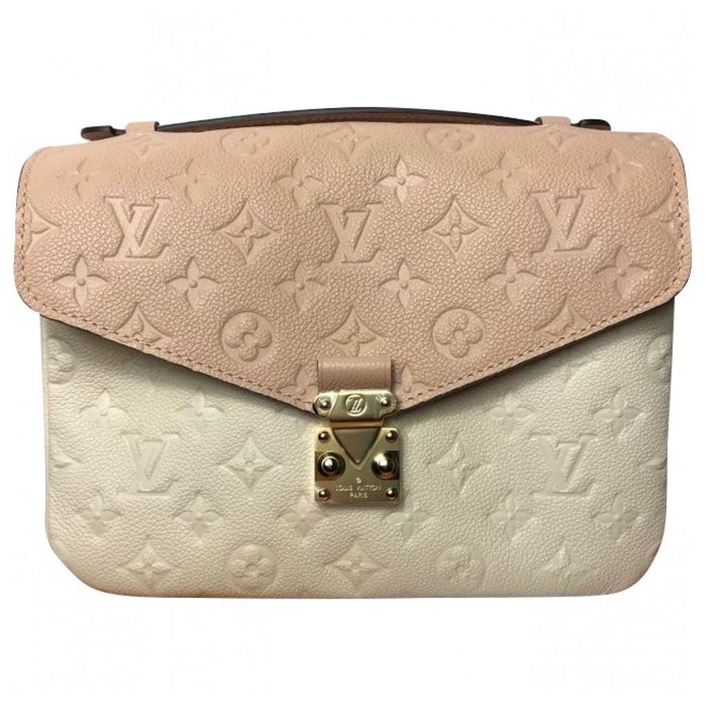 Metis leather crossbody bag