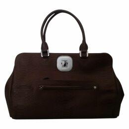 Gatsby leather handbag