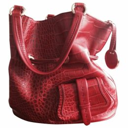 1er Flirt leather handbag