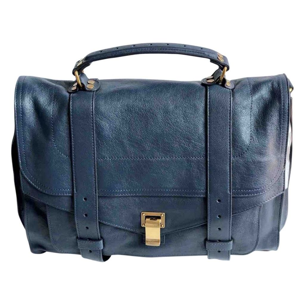 PS1 Large leather satchel