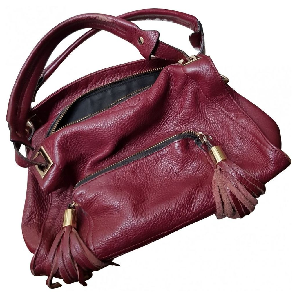 Adel leather handbag