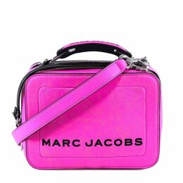 Marc Jacobs The Mini Box Bag Shoulder Bag