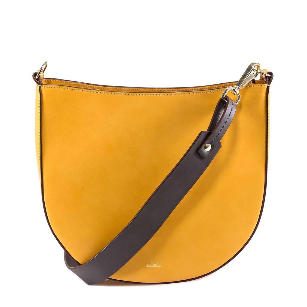 Closed Colour Block Bag Medium Shoulder Bag