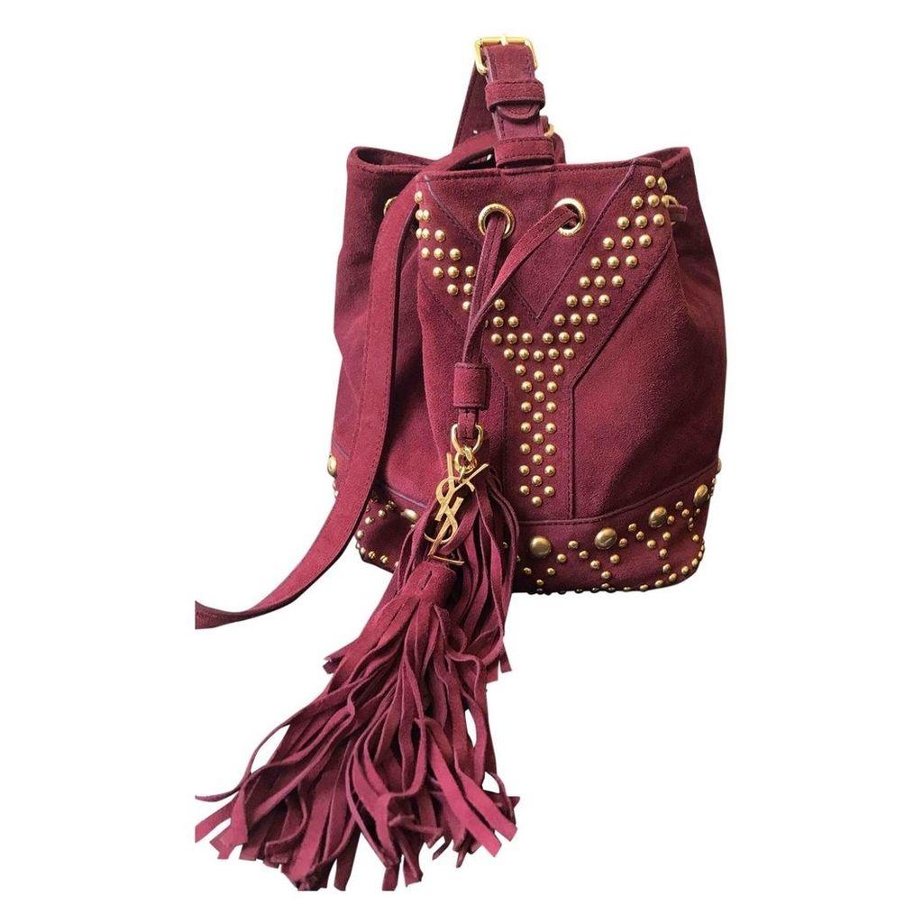 Y Studs handbag