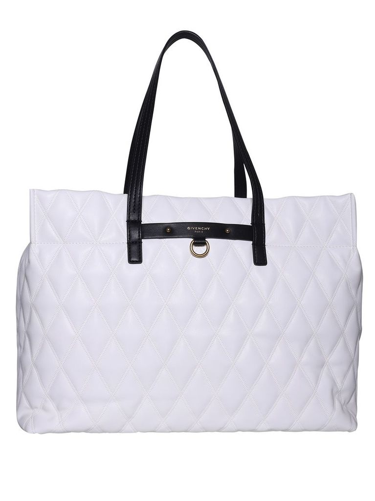 Givenchy Duo Quilted Shopper Tote