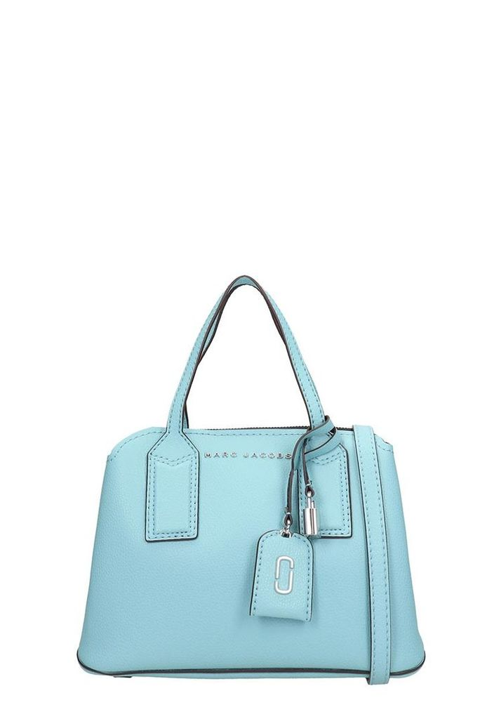 Marc Jacobs Green Water Grained Leather The Editor 29 Bag