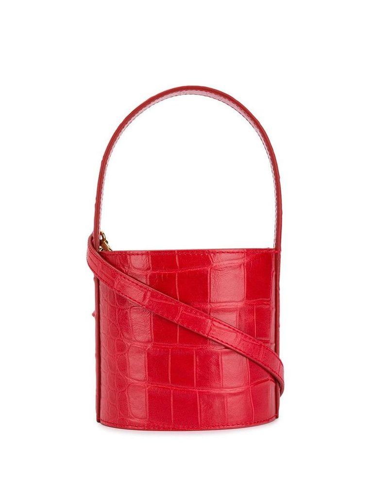 Staud mini bisset bag - Red