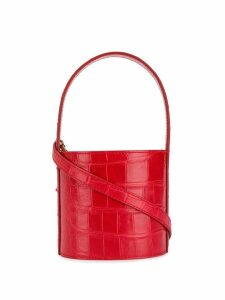 Staud mini bisset bag - Red