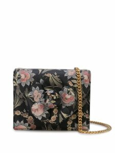 Oscar de la Renta mini Tro bag - Black
