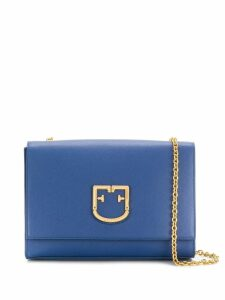 Furla medium Viva crossbody bag - Blue