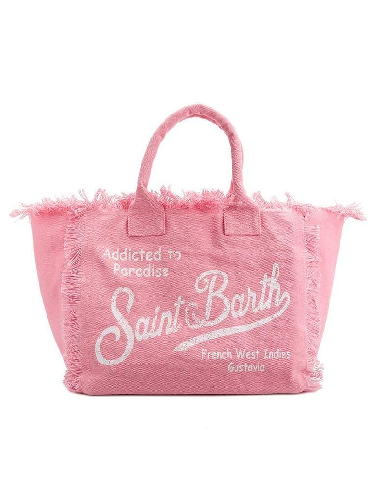 Mc2 Saint Barth Vanity tote - Pink