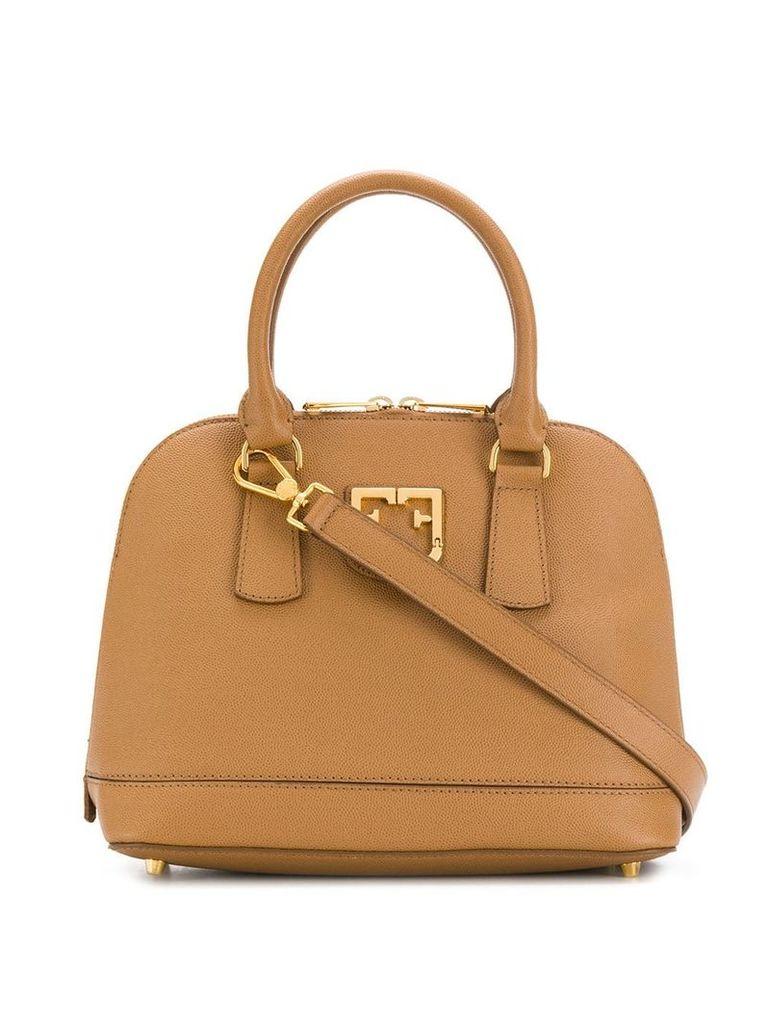 Furla medium Fantastica tote bag - Brown