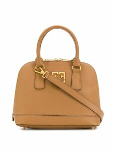 Furla medium Fantastica tote bag - Brown