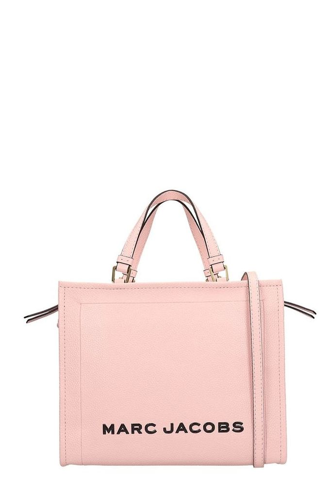 Marc Jacobs The Box Shop 29 Pink Leather Bag