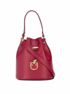 Furla Corona bucket bag - Red