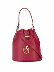 Furla Corona bucket bag - Red