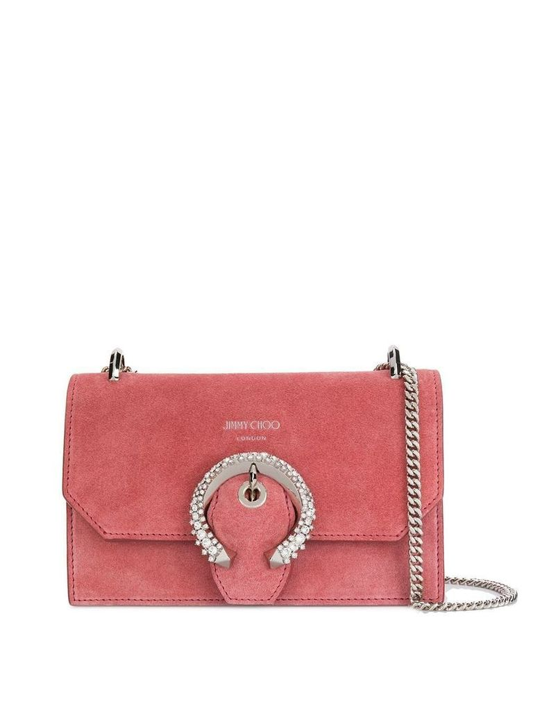 Jimmy Choo Paris crossbody bag - Pink