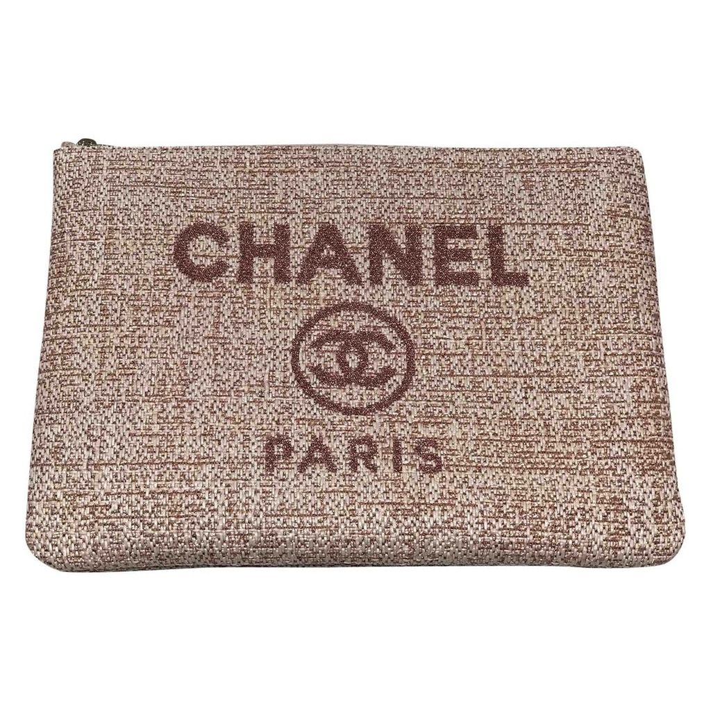 Cloth clutch bag