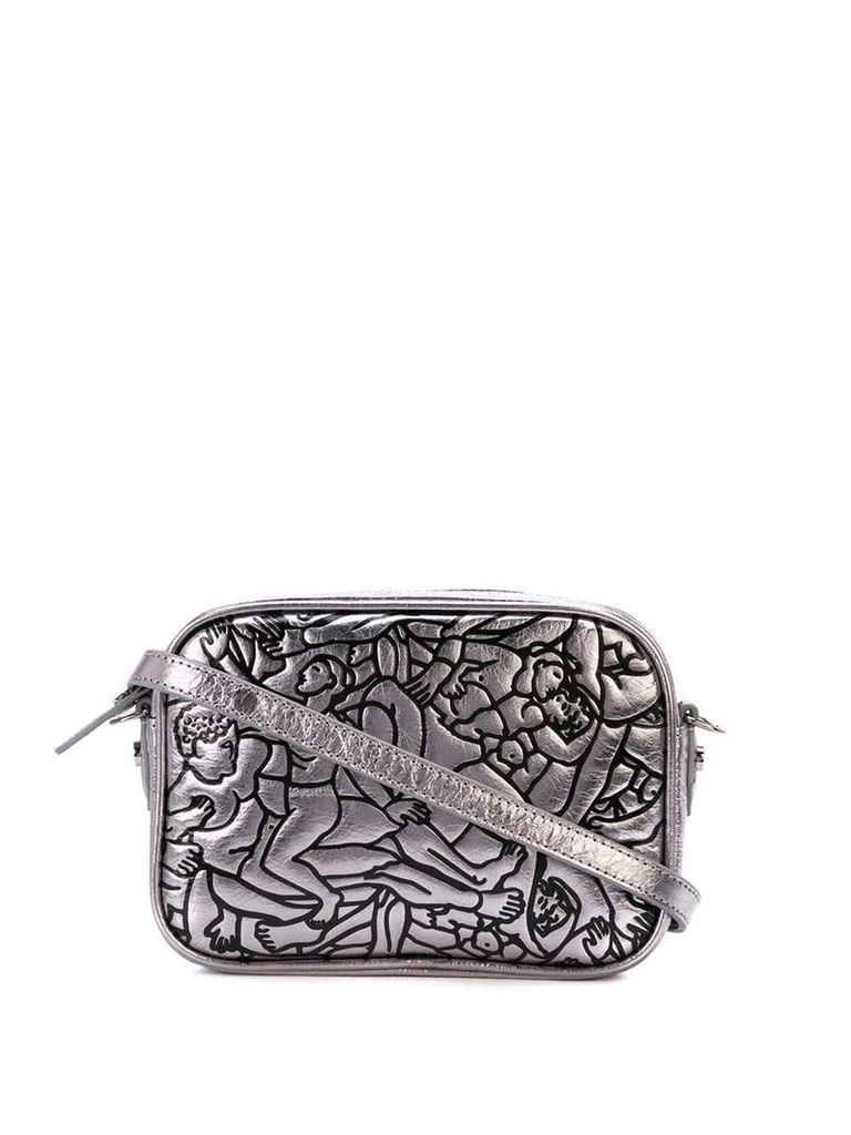 Vivienne Westwood Anna camera bag - Silver