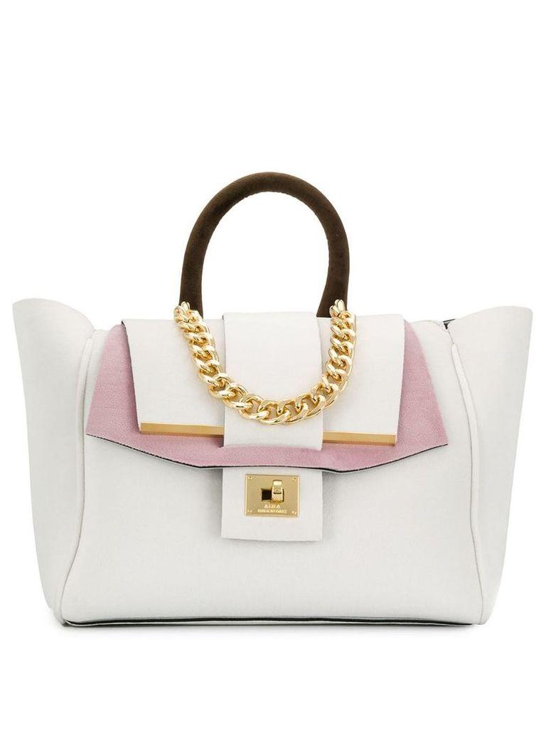 Alila Venice tote bag - White