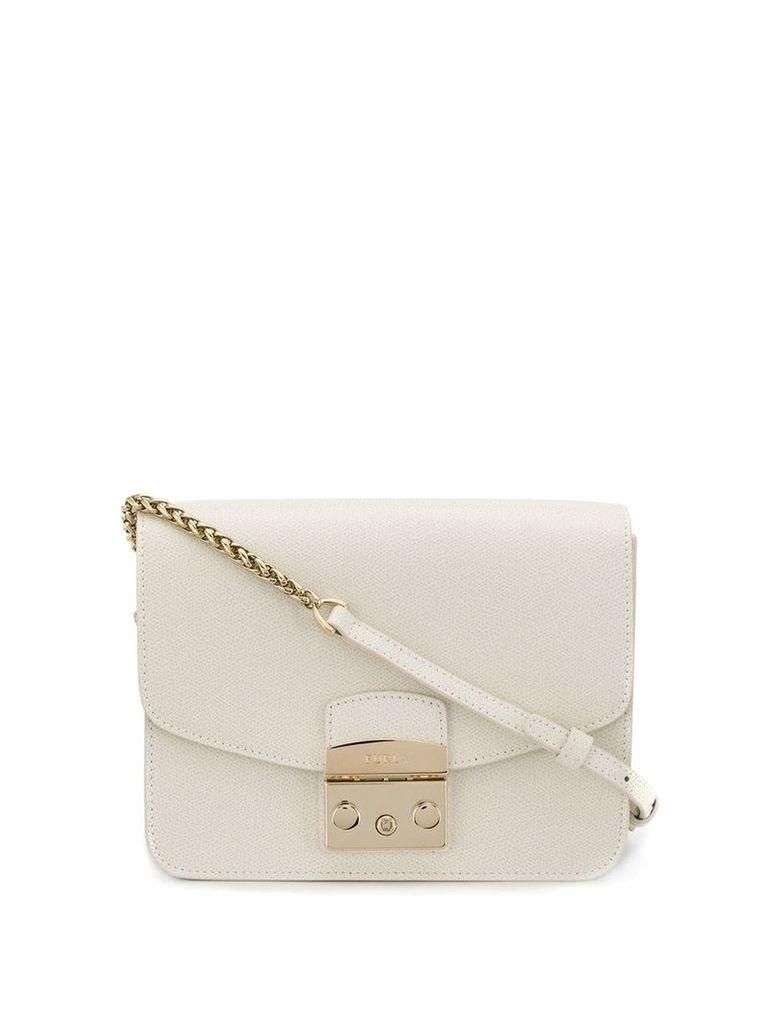 Furla Petalo shoulder bag - White