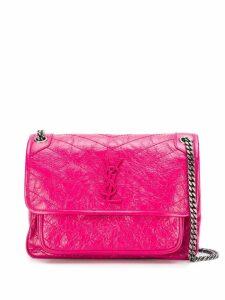 Saint Laurent Niki shoulder bag - Pink
