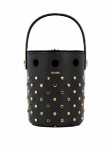 Perrin Paris Le Mini Seau bucket bag - Black