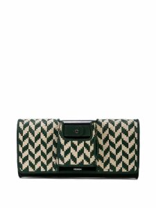 Perrin Paris Le Capitale clutch - Black