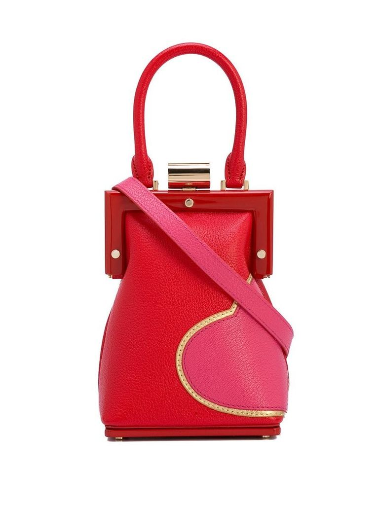 Perrin Paris La Minaudiere shoulder bag - Pink