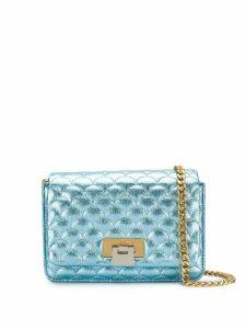 Visone Lizzy shoulder bag - Blue
