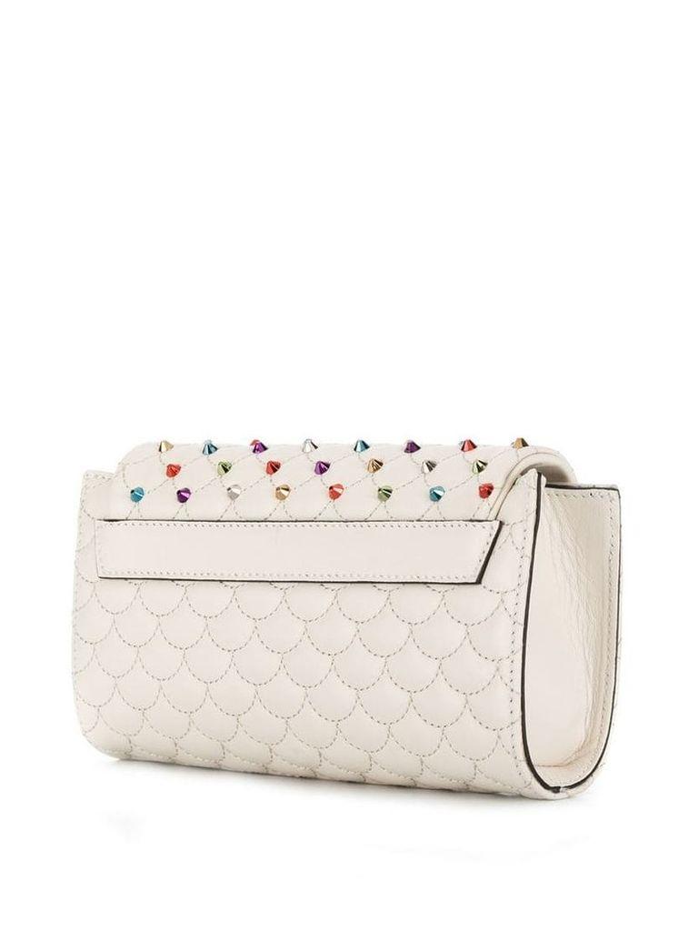 Visone Patty shoulder bag - White