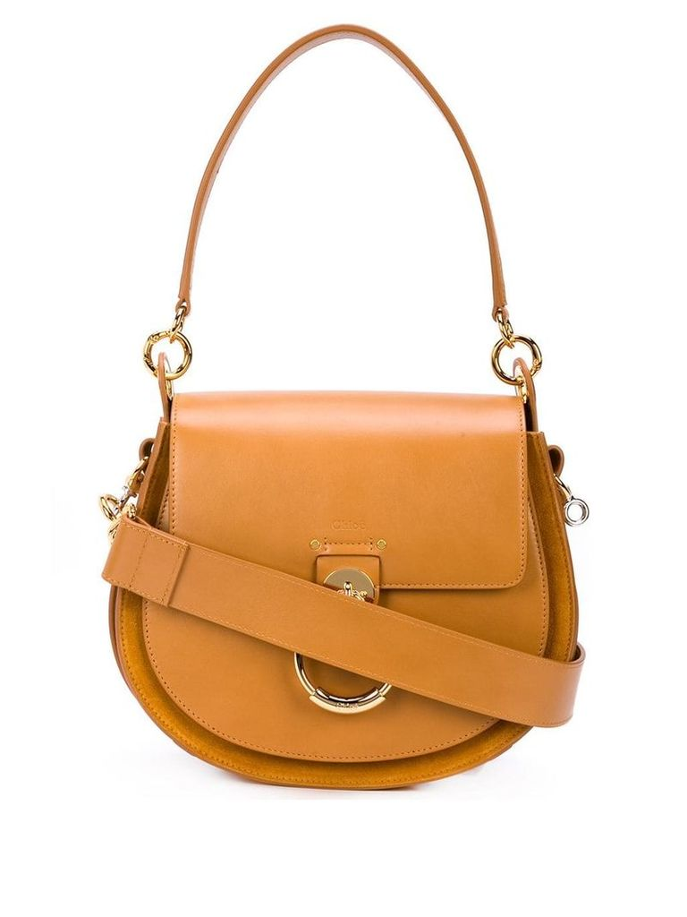 Chloé Large Tess bag - Brown
